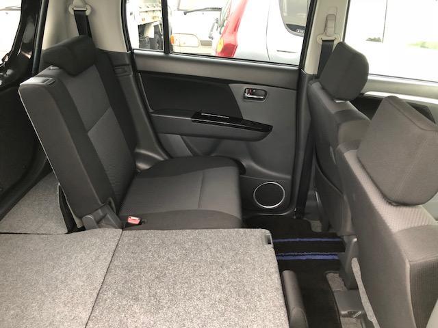 マツダ AZワゴンカスタムスタイル XS キーフリー HID ETC CD アルミ 4WD