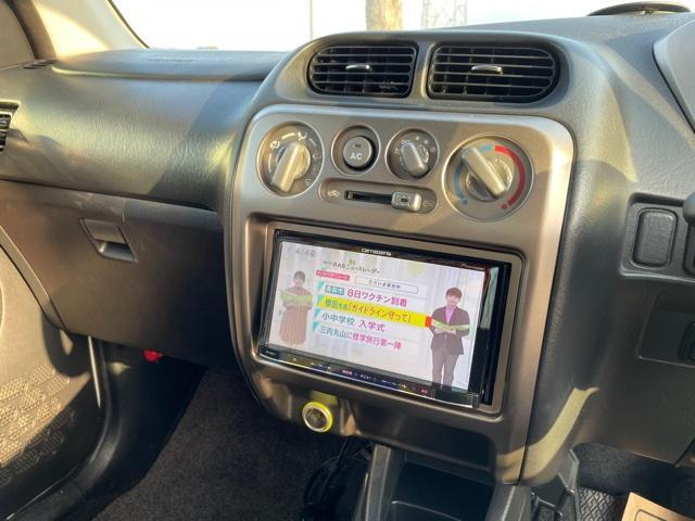 カスタムX ナビTV ETC アルミ 切替式4WD(7枚目)