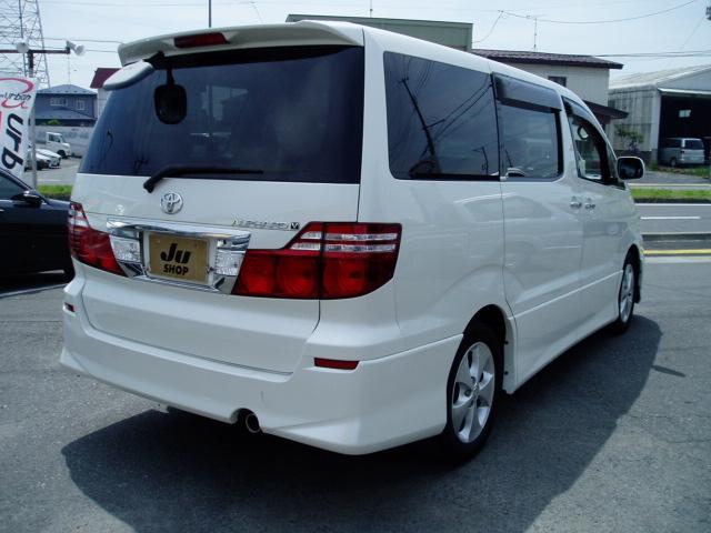 トヨタ アルファードG AS プライムセレクション 4WD