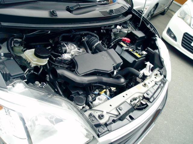 X LパッケージS 4WD ローダウン 16インチアルミ(25枚目)