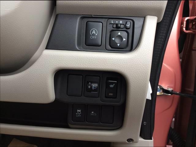 日産 デイズ X 4WD 純正ナビ付