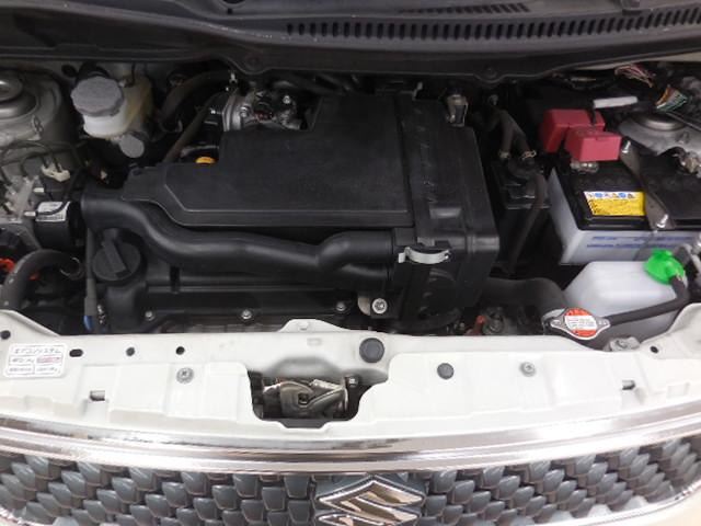 スズキ ワゴンR FXリミテッド 4WD 純正エアロ ワンオーナー ETC