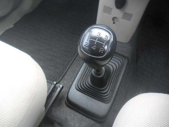 三菱 eKワゴン M 4WD マニュアル ワンオーナー