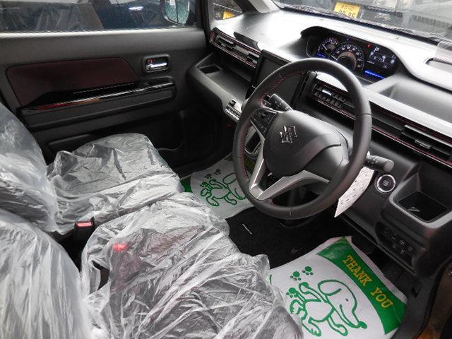 スズキ ワゴンRスティングレー ハイブリッドX 4WD セーフティーパッケージ 未使用車
