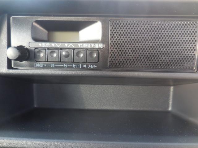 スズキ キャリイトラック KCスペシャル 4WD オートマ 登録済未使用車 AC PS