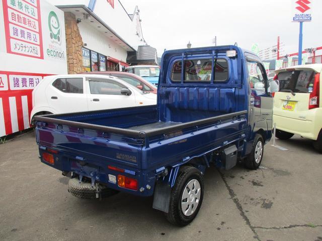 「スバル」「サンバートラック」「トラック」「青森県」の中古車5