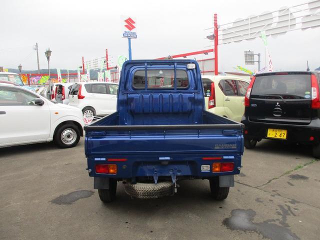 「スバル」「サンバートラック」「トラック」「青森県」の中古車6