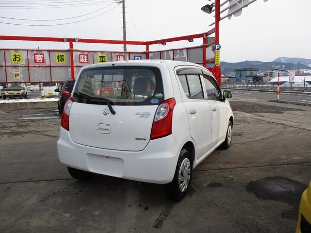 「スズキ」「アルト」「軽自動車」「青森県」の中古車5