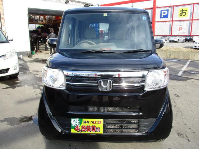 G 4WD TV・CD EGスターター F左右シートヒーター(2枚目)