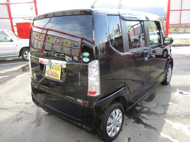 G 4WD TV・CD EGスターター F左右シートヒーター(5枚目)