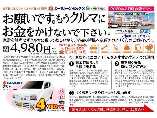 G 4WD TV・CD EGスターター F左右シートヒーター(22枚目)