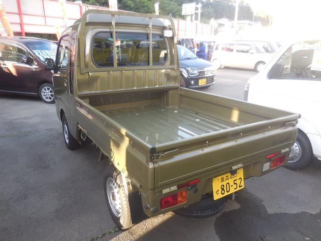 ジャンボSAIIIt 4WD 切替式4WD コーナーセンサー 荷台作業灯 届出済未使用車(9枚目)