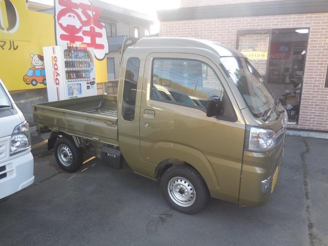 ジャンボSAIIIt 4WD 切替式4WD コーナーセンサー 荷台作業灯 届出済未使用車(10枚目)