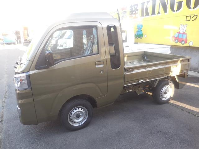 ジャンボSAIIIt 4WD 切替式4WD コーナーセンサー 荷台作業灯 届出済未使用車(11枚目)