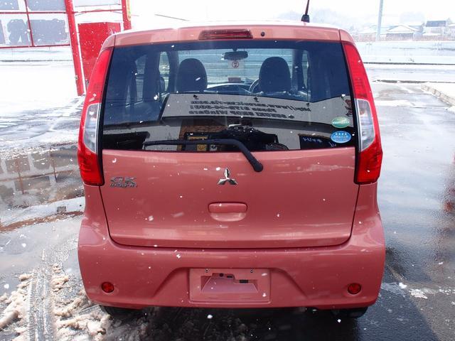 M 4WD アイドリングストップ 運転席シートヒーター キーレスキー(6枚目)
