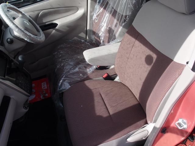 M 4WD アイドリングストップ 運転席シートヒーター キーレスキー(10枚目)