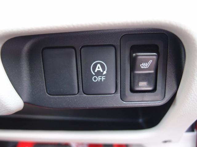 M 4WD アイドリングストップ 運転席シートヒーター キーレスキー(16枚目)