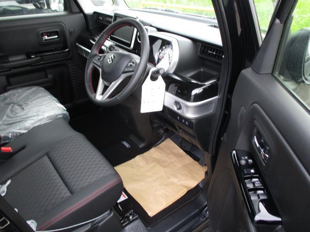 ハイブリッドXS 4WD 届出済未使用車 全方位モニター用カメラパック スズキセーフティサポート(6枚目)
