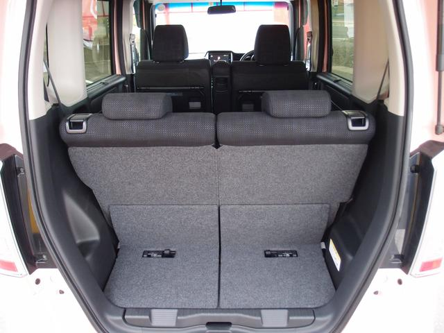 G・Lパッケージ 4WD フルセグナビ・Bカメラ・DVD 純正エンジンスターター F左右シートヒーター 左パワースライドドア スマートキー ETC(13枚目)
