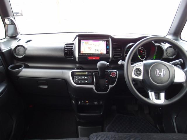 G・Lパッケージ 4WD フルセグナビ・Bカメラ・DVD 純正エンジンスターター F左右シートヒーター 左パワースライドドア スマートキー ETC(14枚目)