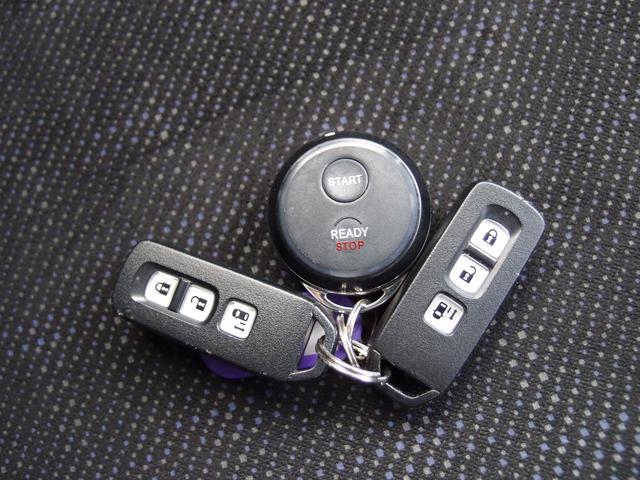 G・Lパッケージ 4WD フルセグナビ・Bカメラ・DVD 純正エンジンスターター F左右シートヒーター 左パワースライドドア スマートキー ETC(24枚目)