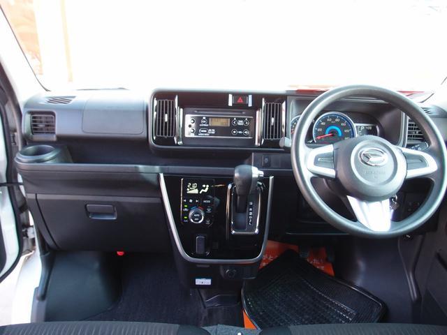 カスタムターボRSリミテッド SAIII 4WD ターボ 左パワースライドドア アイドリングストップ オートハイビーム(14枚目)