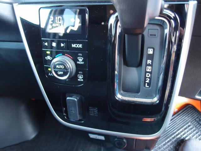 カスタムターボRSリミテッド SAIII 4WD ターボ 左パワースライドドア アイドリングストップ オートハイビーム(16枚目)