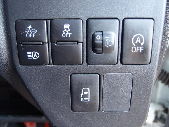 カスタムターボRSリミテッド SAIII 4WD ターボ 左パワースライドドア アイドリングストップ オートハイビーム(17枚目)