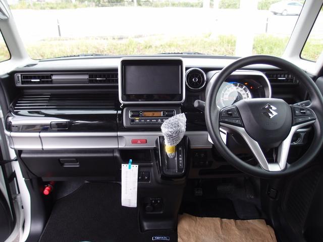 ハイブリッドGS 4WD 届出済み未使用車 スズキセーフティサポート F左右シートヒーター 左パワースライドドア コーナーセンサー(12枚目)