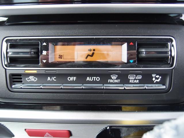 ハイブリッドGS 4WD 届出済み未使用車 スズキセーフティサポート F左右シートヒーター 左パワースライドドア コーナーセンサー(13枚目)