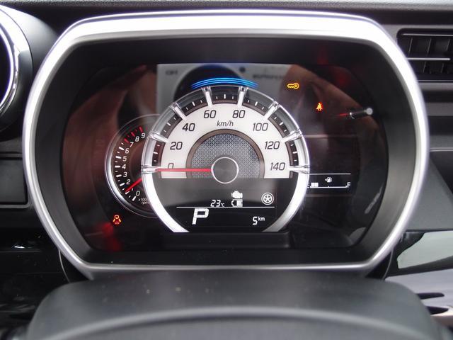 ハイブリッドGS 4WD 届出済み未使用車 スズキセーフティサポート F左右シートヒーター 左パワースライドドア コーナーセンサー(19枚目)