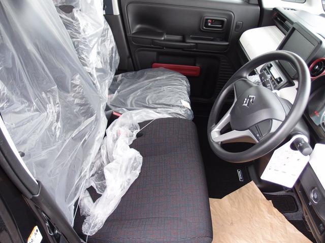 ハイブリッドG 4WD 届出済み未使用車 スズキセーフティサポート 運転席シートヒーター コーナーセンサー スマートキー アイドリングストップ(6枚目)