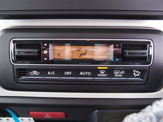 ハイブリッドG 4WD 届出済み未使用車 スズキセーフティサポート 運転席シートヒーター コーナーセンサー スマートキー アイドリングストップ(11枚目)