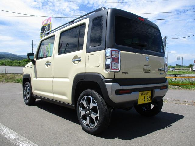 Jスタイル 4WD 届出済み未使用車 スズキセーフティサポート 全方位モニター用カメラ(7枚目)