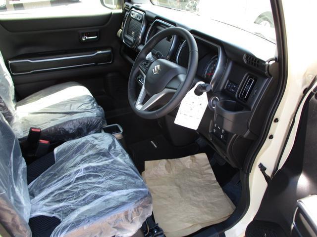 Jスタイル 4WD 届出済み未使用車 スズキセーフティサポート 全方位モニター用カメラ(9枚目)