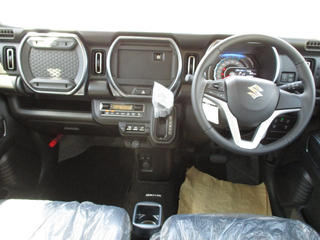 Jスタイル 4WD 届出済み未使用車 スズキセーフティサポート 全方位モニター用カメラ(12枚目)