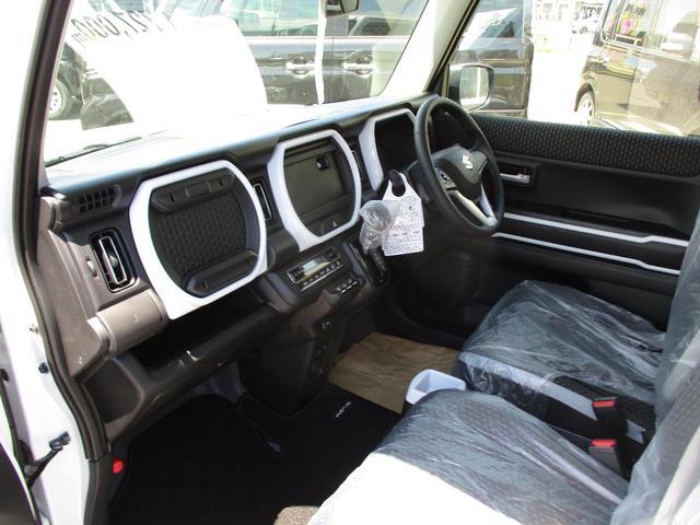 ハイブリッドX 4WD 届出済み未使用車 スズキセーフティサポート 全方位モニター用カメラ(10枚目)