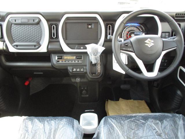 ハイブリッドX 4WD 届出済み未使用車 スズキセーフティサポート 全方位モニター用カメラ(13枚目)