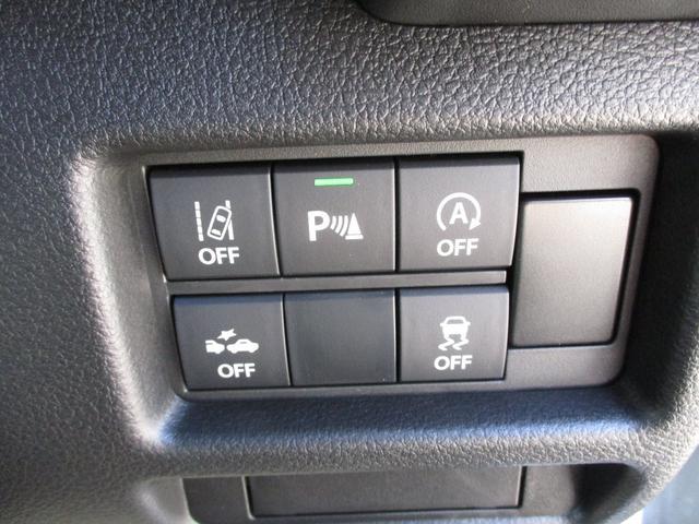 ハイブリッドX 4WD 届出済み未使用車 スズキセーフティサポート 全方位モニター用カメラ(16枚目)