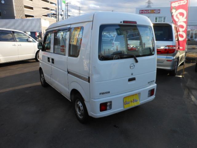 マツダ スクラム PA 4WD マニュアル