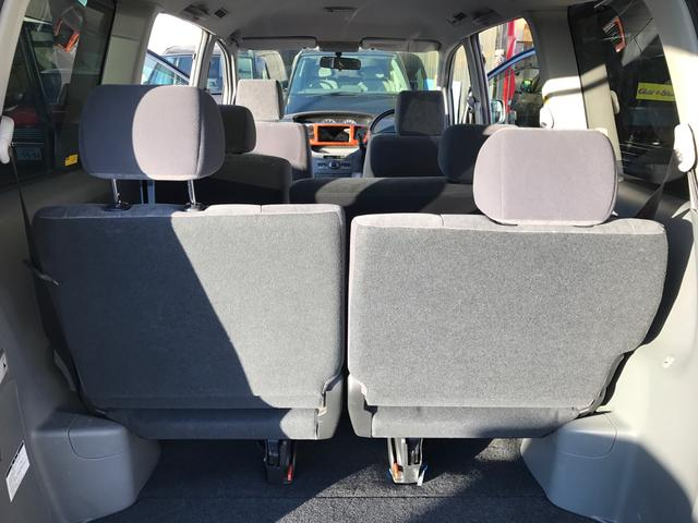 トヨタ ノア X 両側スライド CVT 地デジ LEDテール 4NO登録可