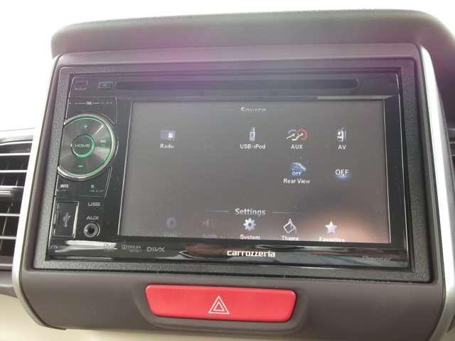 ホンダ N BOX G・Lパッケージ 4WD 社外オーディオ 両側パワースライド