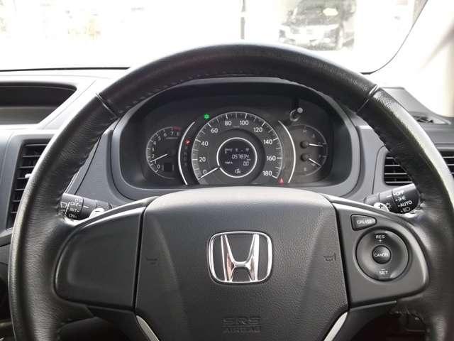 ホンダ CR-V 24G 4WD 純正ナビ ETC パドルシフト