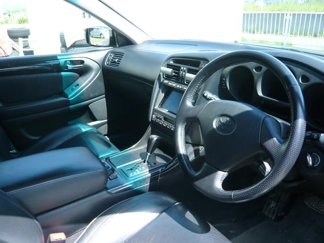 トヨタ アリスト S300ベルテックスエディション