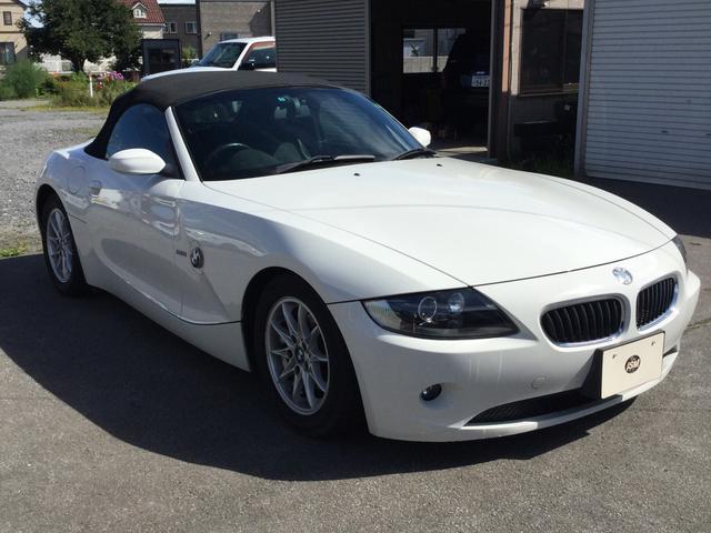 「BMW」「BMW Z4」「オープンカー」「青森県」の中古車3