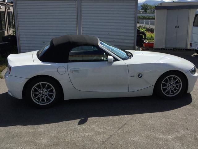 「BMW」「BMW Z4」「オープンカー」「青森県」の中古車4