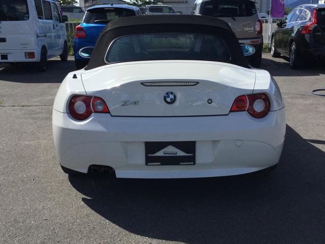 「BMW」「BMW Z4」「オープンカー」「青森県」の中古車6