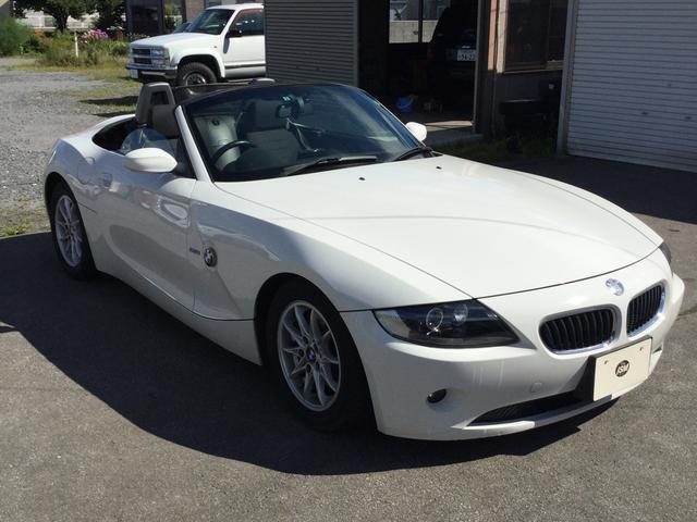 「BMW」「BMW Z4」「オープンカー」「青森県」の中古車13