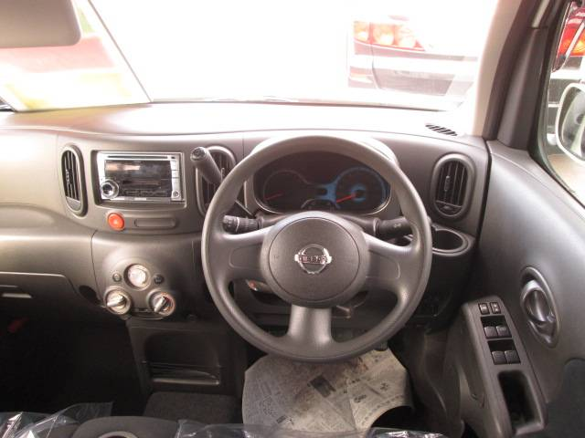 日産 キューブ 15X FOUR Mセレクション 4WD インテリキー