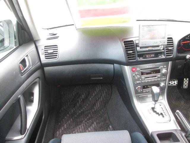 スバル レガシィツーリングワゴン 2.0R Bスポーツ 4WD 社外DVDナビ